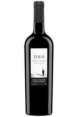 Zolo Cabernet-Sauvignon Vin rouge biologique, 750 ml | Aromatique et charnu | SAQ
