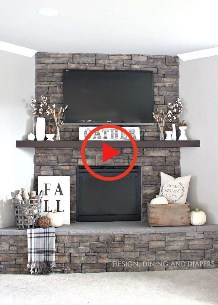 Real Life Rooms Decorating Ideas For A Tv Above A Fireplace Cheap Home Decor Classic Home Decor Fireplace Decor