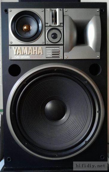 yamaha ns 9595 80 39 s loudspeakers pinterest 80 s