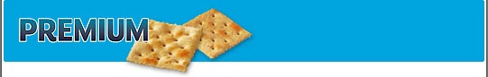 Saltine crackers. Keep well and are good for upset tummys.