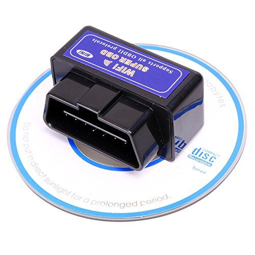 OBD2 Adapter Amtake OBDII Car WiFi Adapter Auto Code Readers Scanners Engine Check Diagnostic Scan Tool Compatible with iOS & Android Devices - http://www.caraccessoriesonlinemarket.com/obd2-adapter-amtake-obdii-car-wifi-adapter-auto-code-readers-scanners-engine-check-diagnostic-scan-tool-compatible-with-ios-android-devices/  #Adapter, #Amtake, #Android, #AUTO, #Check, #Code, #Compatible, #Devices, #Diagnostic, #Engine, #OBD2, #OBDII, #Readers, #Scan, #Scanners, #Tool,