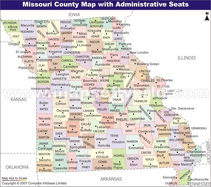 Best Missouri Images On Pinterest Missouri St Louis And - Show me a map of missouri