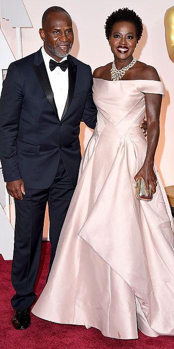 Viola Davis 2015 Oscars