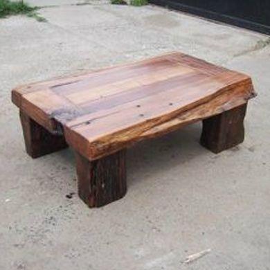 mesas de centro rusticas buscar con google - Mesa De Madera Rustica