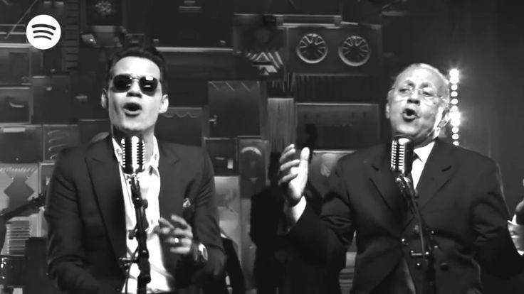 Deje de amar featuring Marc Anthony & Felipe Muñiz - YouTube