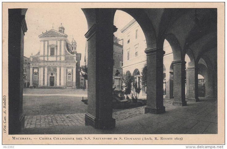 Macerata 1930