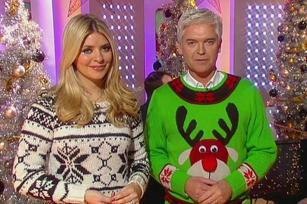 Phillip Schofield what do you look like?