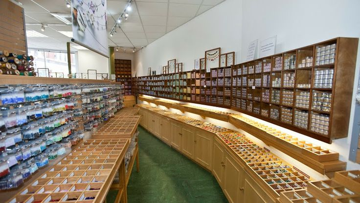 Come and step into Beadworks Bead Shop in #London #Coventgarden: http://www.beadworks.co.uk/