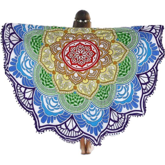 Selling out fast! Mandala Round Beach Shawl (Yoga, Meditation) http://www.bodykingdomshop.com/products/mandala-round-beach-shawl?utm_campaign=crowdfire&utm_content=crowdfire&utm_medium=social&utm_source=pinterest