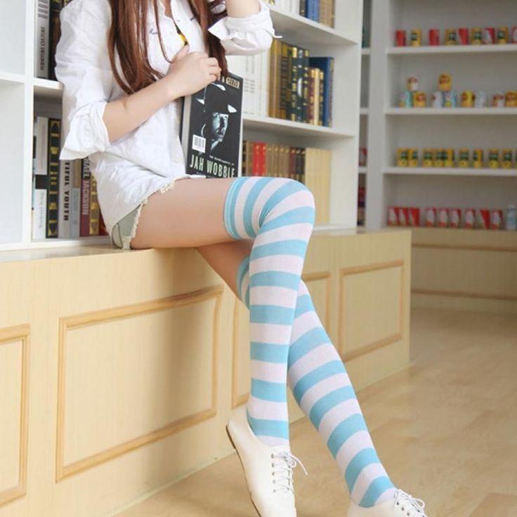 Sexy Girls In Knee High Socks Bent Over