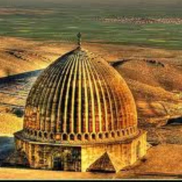 Mardin in the southeast region of Turkey