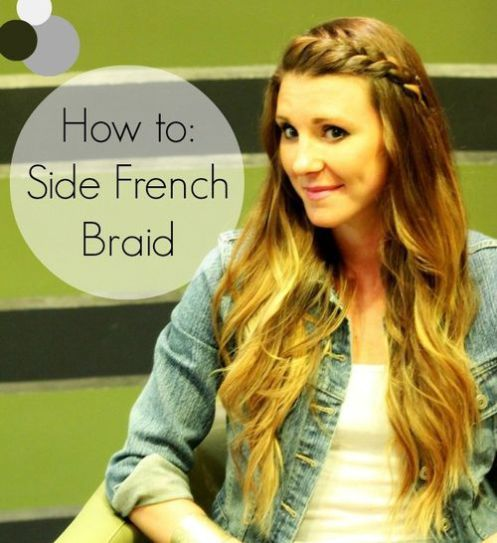 1000+ ideas about Braided Bangs Tutorial on Pinterest ...