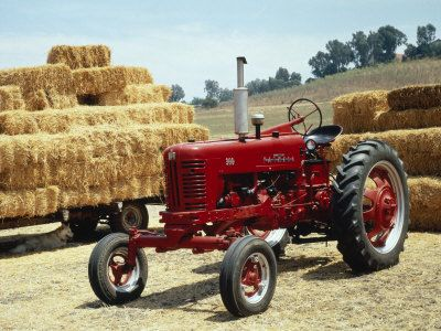 299 best ih images on pinterest farmall tractors for International harvester decor