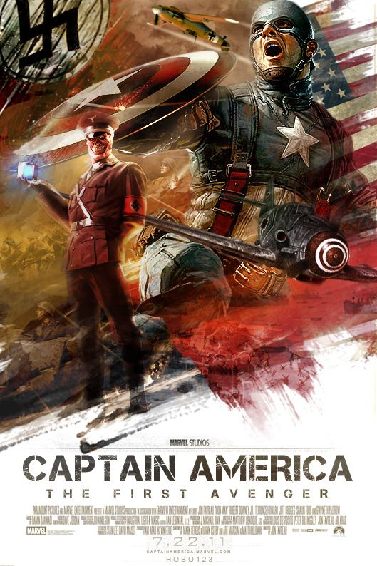 captain america 2 art for c2e2 poster | captain america movie poster 2 by hobo95 ultimate captain america