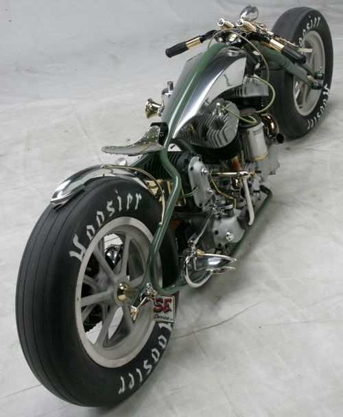 indescribably cool custom motorcycle LetsGetWordy