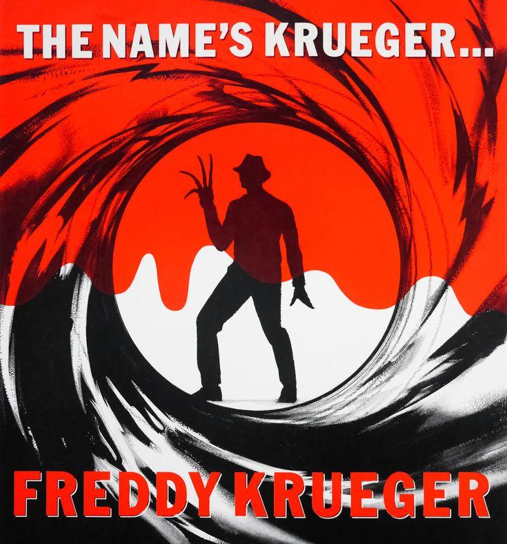 Pin On Freddy Krueger