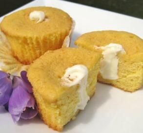 Hostess Twinkies: The only thing better than Twinkies? Twinkies from scratch! Your friends and family will beg for more (and more!) of these cakes.
