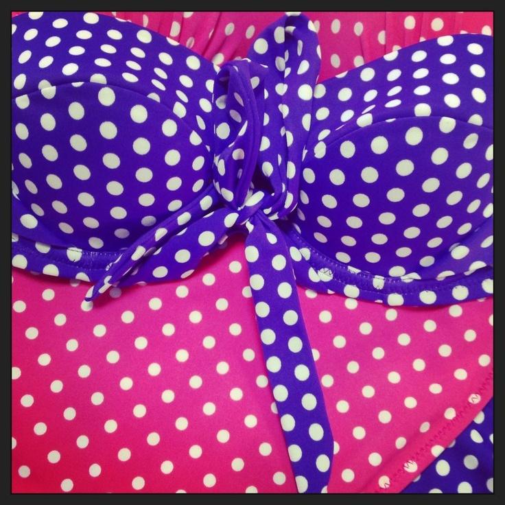 Polka dot perfection #SummerofBoux