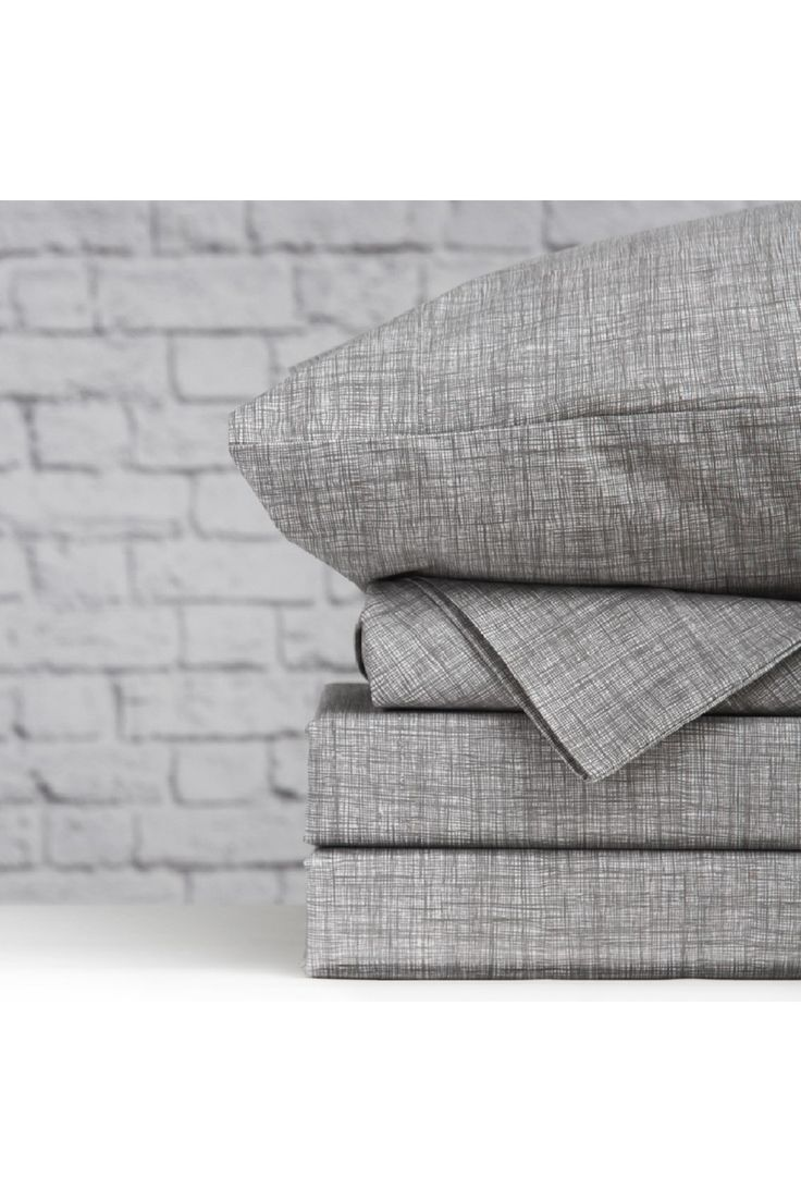 Campus Scribe Sheet Set - Wallace Cotton