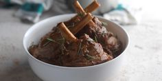 Cooking the perfect lamb shank is easy with this lamb shank recipe from the legendary chef Martin Wishart. The lamb shanks are slowly cooked in red wine