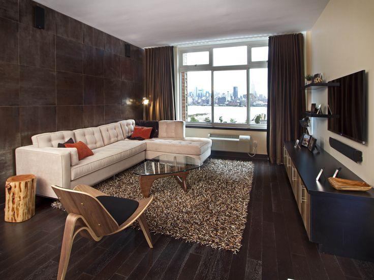 24 best modern rustic living room images on pinterest | rustic