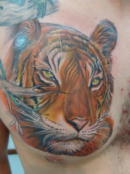 17 best images about tiger tattoos on pinterest tiger tattoo animal tattoos and tiger tattoo. Black Bedroom Furniture Sets. Home Design Ideas