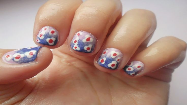 Simply Nails ▎❝Spring Manicure #1❞