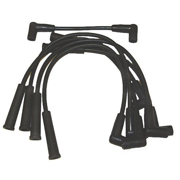 Ignition Wire Set, 4.0L; 91-00 Jeep Models