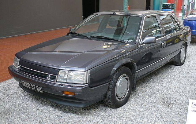 Renault 25 Limousine