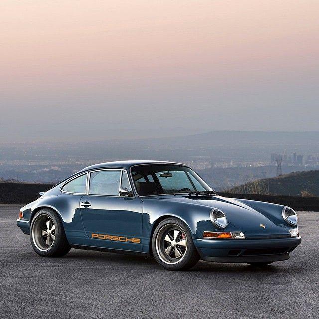 Begrüßen Sie das Montana-Auto #singervehicledesign #porsche # porsche911 #handcraf …   – Porsche