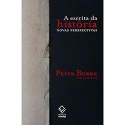 Livro - A Escrita da História: Novas Perspectivas