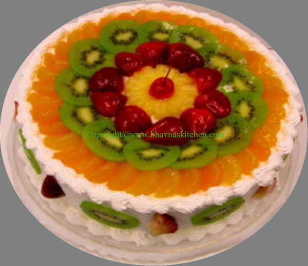 pomegranate fruit healthy fruit cake recipe