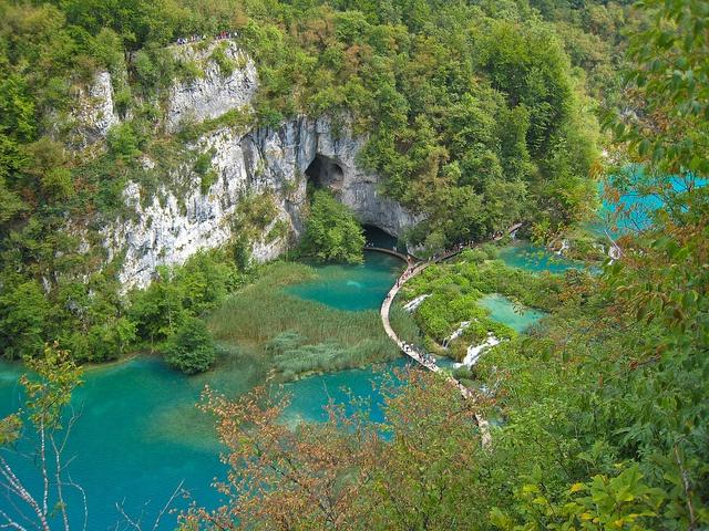 PLITVICE lakes Croazia