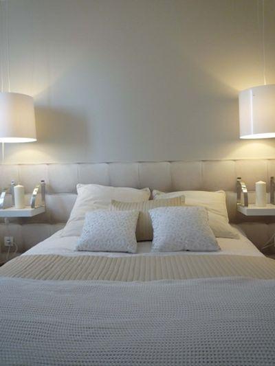 Bedroom by aur lie h mar bedroom to dream - Couleur chaude pour une chambre ...