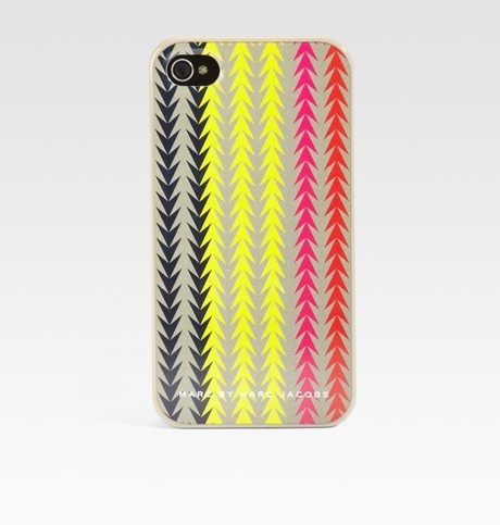 Marc Jacobs Arrowhead Iphone Case