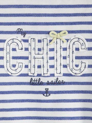 LE TEE-SHIRT BAIE - Tee shirt Bébé-fille   Tape à l'œil