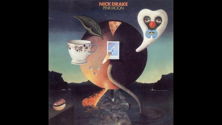 Nick Drake - Pink Moon 1972 Full Album