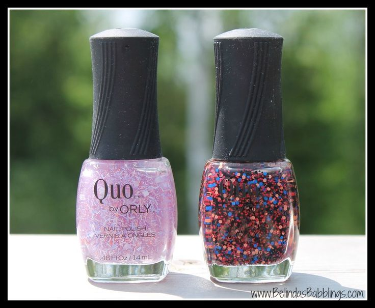 Quo by Orly Art Scene Limited Edition Collection Grafitti and Abstract