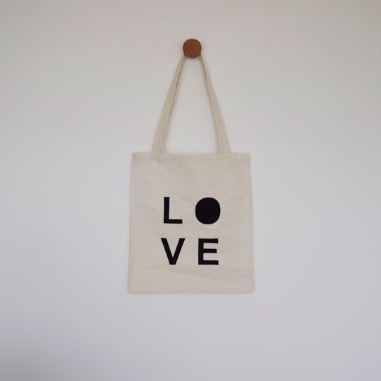 Made By Mee + Co | Love Tote