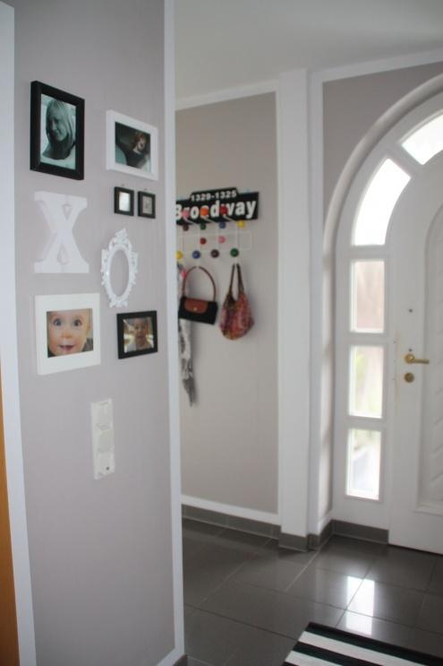 die besten 25+ graue wände ideen auf pinterest - Wandfarben Gestaltung Grau