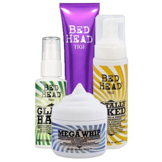 Win Tigi BedHead products for your CURLY HAIR! 31 Days of Giveaways this July on CurlyNikki.com!