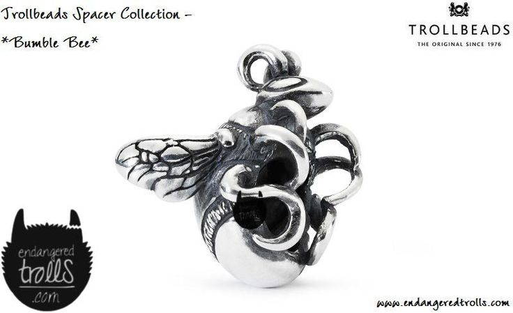 Trollbeads Bumble Bee Spacer