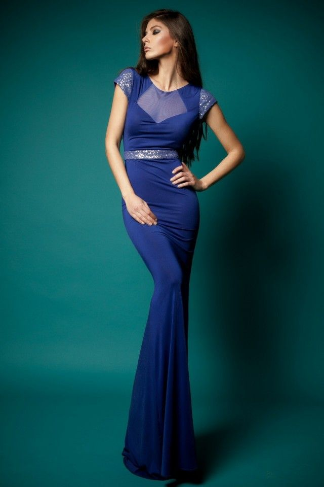 26 Wonderful Evening Gowns For Pretty Women