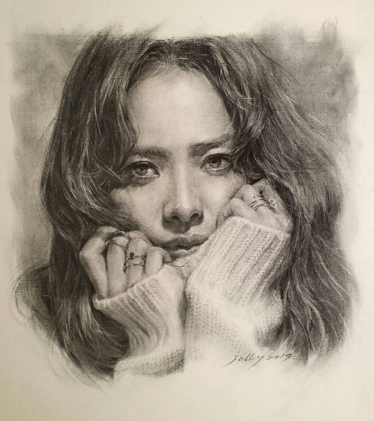 jori0506목탄으로 그린 한지민 재료: Strathmore charcoal paper Willow charcoal, general's charcoal, faber-castell charcoal hard & soft