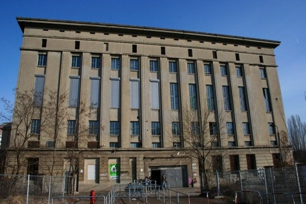 berghain, berlin - AM