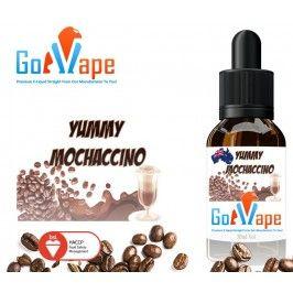 Mochaccino Flavoured E-Liquid
