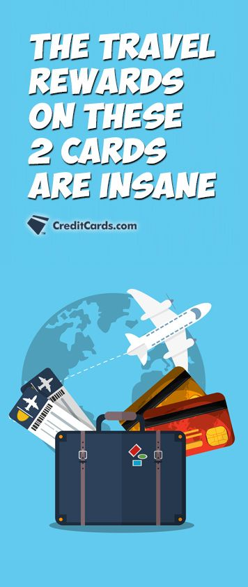 These 2 cards have long been considered two of the top travel cards on the market. CreditCards.com has put them in a head-to-head battle to figure out which one is best. Get all the info you need and see if one of these cards is right for you.