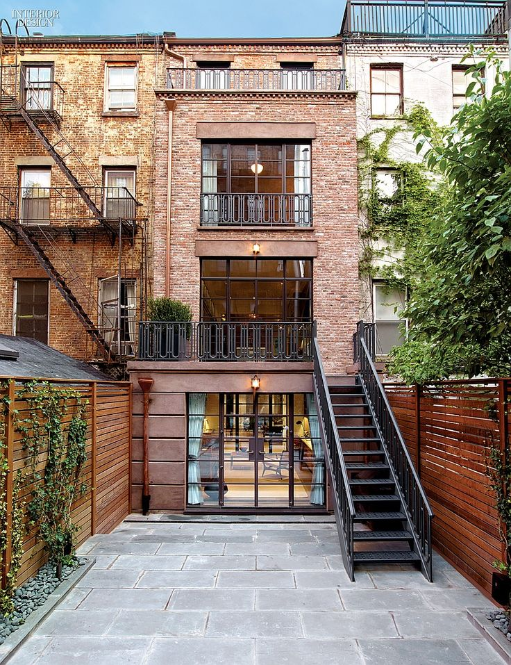Mark Zeff Gives New Life to a 19th-Century Town House | Projects | Interior Design