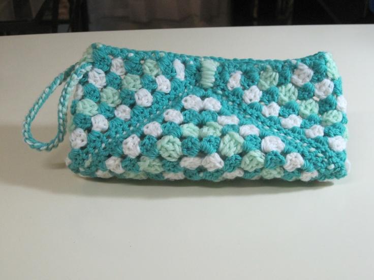 Granny Square Bag Pattern Free : granny squares