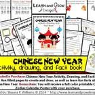 Chinese New Year Activity, Drawing and Fact Book is an activity book full of 10 fun filled pages to help you create, draw, and color. Each activity...